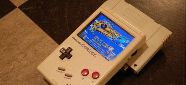 DIY : Transformer une Nintendo GameBoy en SNES Portable