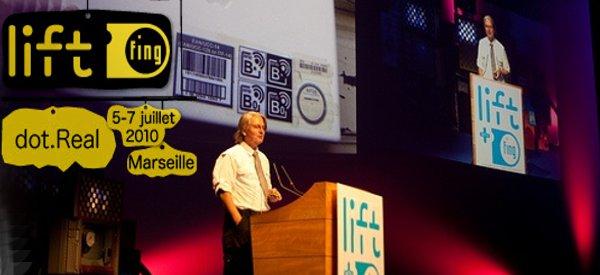 Conférence Lift with Fing 2010 : Changer le monde (Réel) par le web