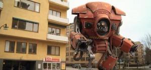 Vidéo : Mega Robot Returns, une animation 3D impressionnante