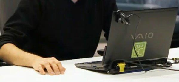 Mouseless : Quand la souris de votre ordinateur devient invisible