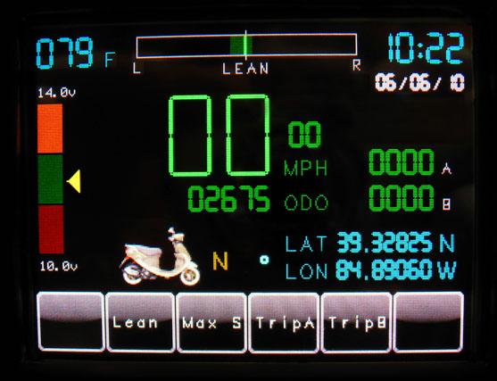 scooterputer un ordinateur de bord diy pour scooter 224