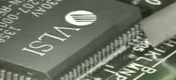Vidéo : Soudure d'un composant PLCC par air chaud pulsé