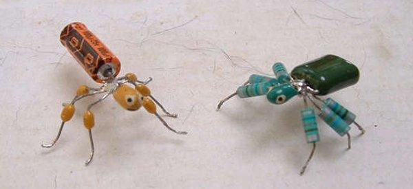 DIY : Recycler vos vieux composants électroniques en sculptures d'insectes