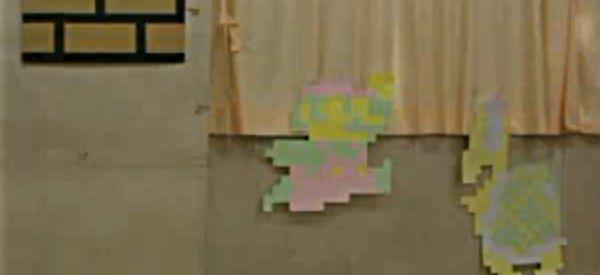 """Vidéo : Super Mario Bros en Stop Motion à l'école réalisé avec des """"post-it"""""""