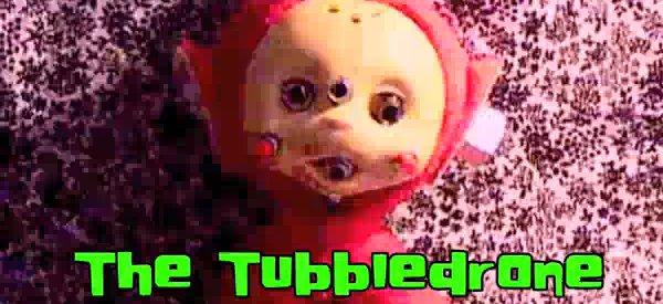 TubbleDrone: Comment faire peur à votre gosse en bricolant son télétubbie