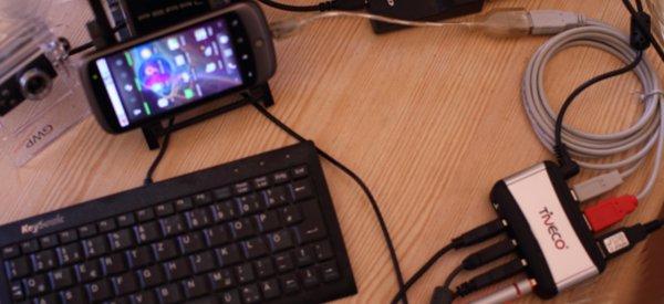 Utilisation de l'USB du Nexus One en mode Host pour connecter des périphériques