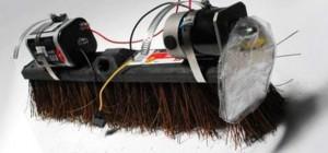 DIY : Fabriquer un BristleBot Géant avec balai