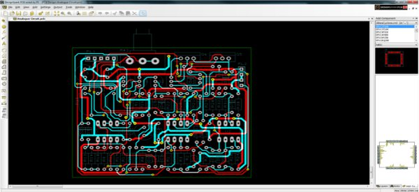 PCB Design Spark : Un outils de conception de CI gratuit