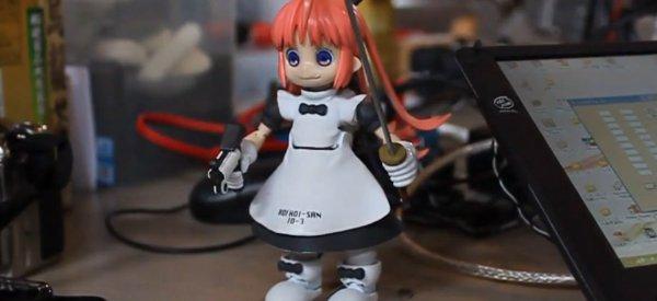 Hoi Hoi San : Quand la figurine de Manga revient à la vie