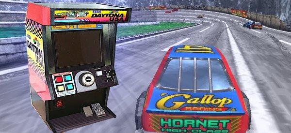 DIY : Fabriquer une mini borne d'arcade SEGA Daytona USA