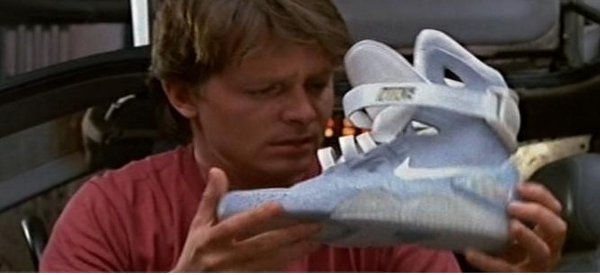 Power Laces, les chaussures de Retour dans le Futur qui se lacent toute seules