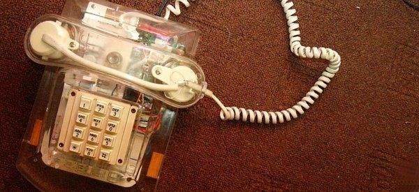 Le concretophone  : Un téléphone à base d'Arduino et de Wave Shield
