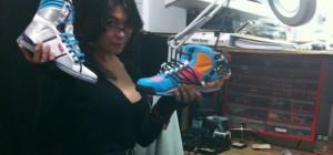 Power Laces 2 : Les chaussures qui se lacent toutes seules améliorées