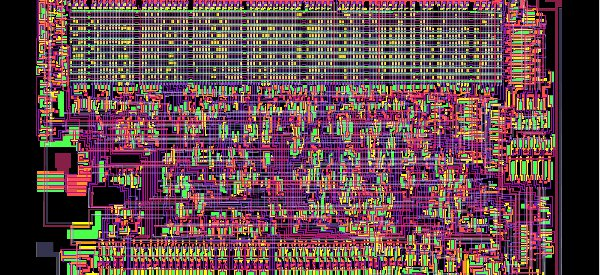 Une simulation Javascript du processeur 6502 en live