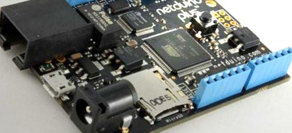 NetDuino Plus : Un kit compatible Arduino avec Ethernet et micro SD intégré