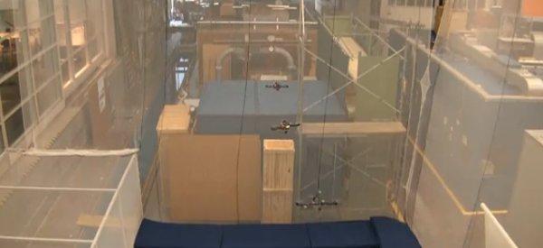 Vidéo : Danse synchronisée de 3 drones Quadrotors