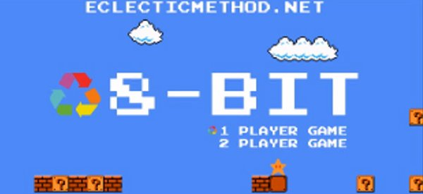 Eclectic Method : 8 Bits Mixtape