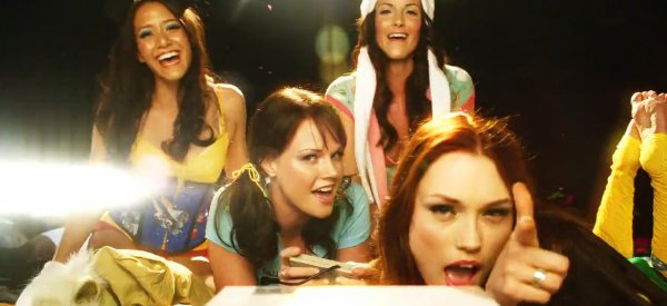 "Détente : Clip Musical de ""Geek and Gamer Girls"""