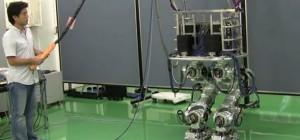 Core : Un robot bipède capable de porter de lourdes charges