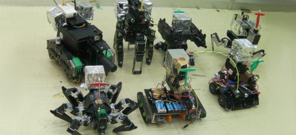 Robot Survival Game : Un combat de robots selon les règles de la Mech Warfare