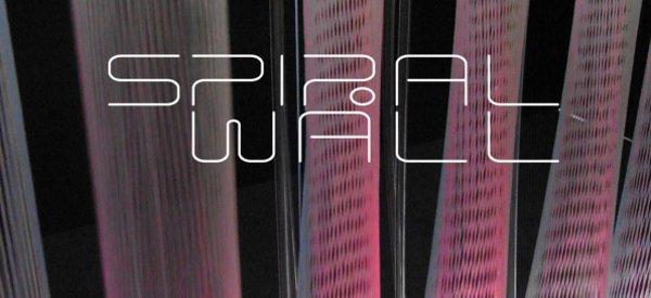 Spiral Wall : Un mur modulable filaire à base de kit Arduino