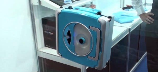 Windoro : Le robot qui nettoie vos vitres comme un Roomba