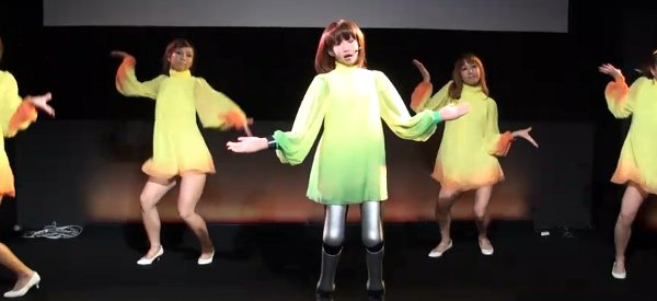HRP-4C : Le robot humanoïde qui chante et danse à la perfection
