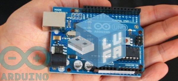 Utiliser le kit Arduino UNO comme un périphérique USB à part entière