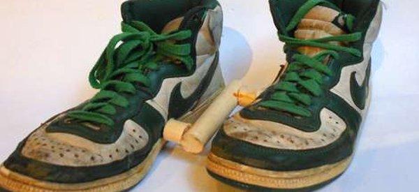 DIY : Fabriquer une paire des chaussures qui marche toute seule
