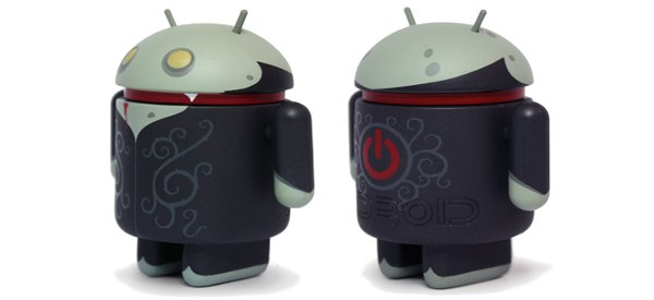 Power Vampire : Une figurine Android collector pour Halloween
