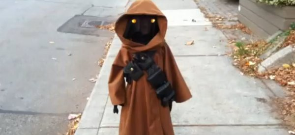 Halloween : Des costumes Starwars en direct de Tatooine : Jawa et Homme des Sables