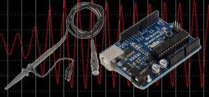 DIY : Fabriquer un oscilloscope USB avec un kit Arduino