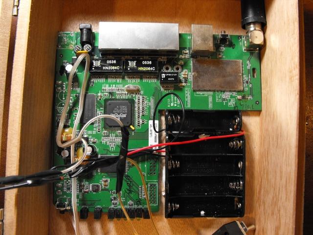 Diy fabriquer un hotspot wifi r p teur autonome for Repeteur wifi exterieur