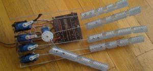 DIY : Fabriquer une main de robot à petit prix
