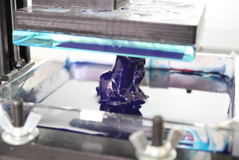 Diy une imprimante 3d haute r solution faite maison for Imprimante 3d pour maison