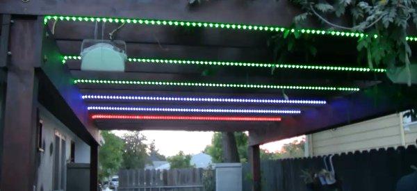 DIY : Fabriquer un equalizer graphique capable de reproduire le tonnerre et les éclairs