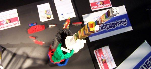 Dubaï Projet : La Tour Burj Khalifa reproduite en LEGO