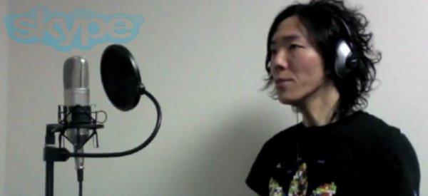 WTF : Hikakin interprète les sons de Skype en BeatBox