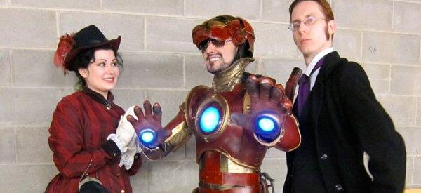 WTF : Le costume SteamPunk d'Iron Man n'est qu'un costume de Tin Man repeint