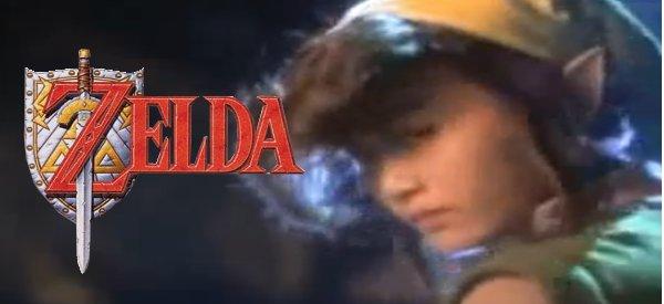 Vidéo :  la Choregraphie Dance de la Légende de Zelda - Retro WTF