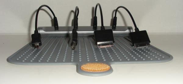 Test et concours du Novodio RollUp Charger : Un chargeur multi-périphérique de voyage