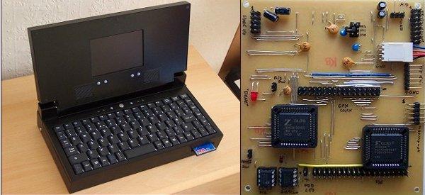 V4Z80P : Un ordinateur portable DIY à base de Z80