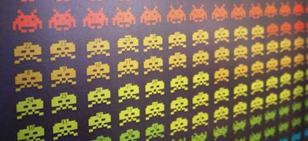 Geek : Le calendrier Space Invader 2011