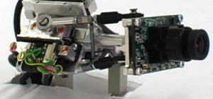 Un caméra robotisée ultra rapide qui imite les mouvements de l'oeil humain