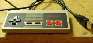 DIY : Transformer un Gamepad de Nintendo NES en joystick USB