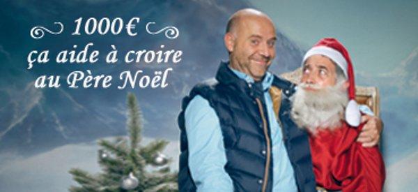 [Sponso] Visa pour Noel : Jusqu'à 1000 euros d'achats remboursés pour Noël