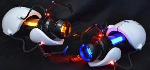 Portal Gun : Une réplique DIY de l'arme de téléportation de Portal