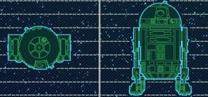 A Linch Pin Droid : Une vue éclatée de R2-D2 par Kevin Tong
