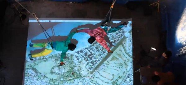 DIY : Fabriquer un simulateur de saut en parachute avec Google Earth