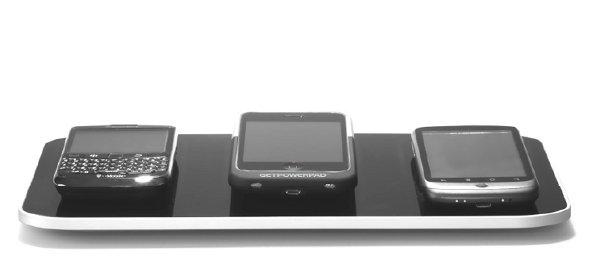Test du GetPowerPad : Un chargeur sans fil à induction pour appareils mobiles